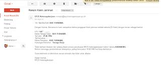 Rekam e-klaim bpjs tenagakerjaan