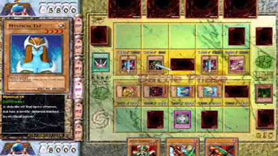 Download Game Yu-Gi-Oh! Power of Chaos Trilogy PC
