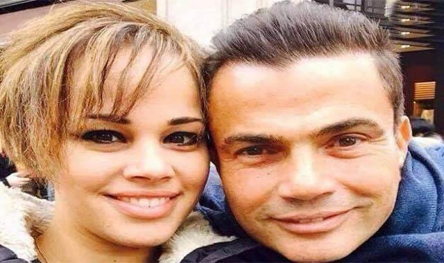 نور أبنة  الفنان عمرو دياب تتعرض لحملة تنمر