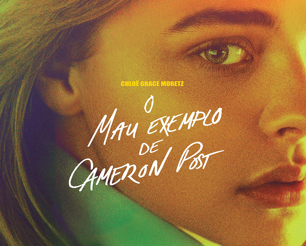 Filme do livro O Mau Exemplo de Cameron Post: ao abordar