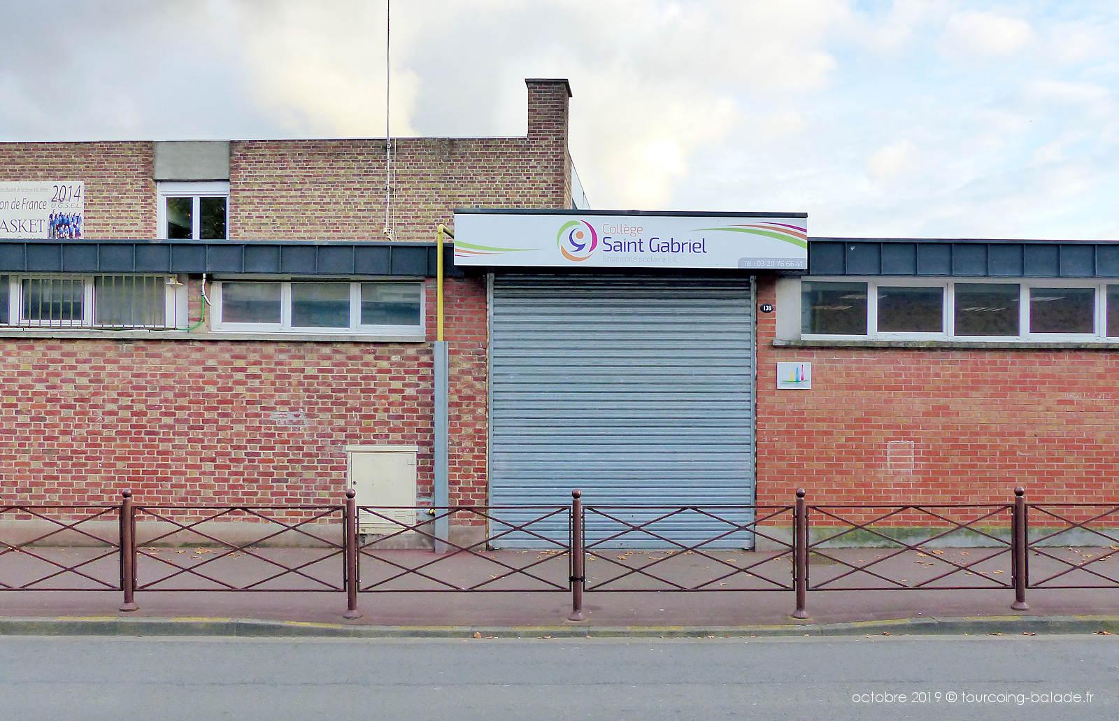 Collège Saint-Gabriel Tourcoing - Rue Lamartine