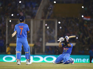 India vs Australia 31st Match ICC World T20 2016 Highlights