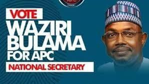Breaking! APC gets NEW National Secretary, Waziri Bulama