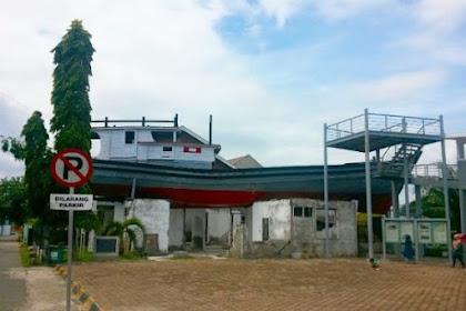 Kapal Apung Lampulo, Tempat Wisata Bukti Dahsyatnya Tsunami Aceh 2004