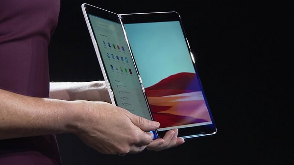 Surface Neo and Duo: the two new folding devices presented by Microsoft