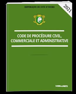 Code de procédure civile ivoirien PDF