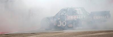Charlotte Motor Speedway / NCWTS The Door's Wide Open (#NASCAR)