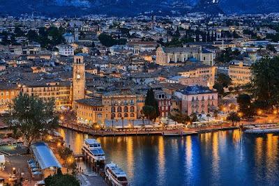 Riva del Garda (Trento) Gite e vacanze in Trentino