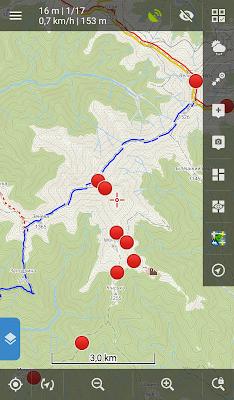 Точки на карте - с новым значком