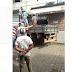GANDU: Pedreiro é atingido por fio de alta tensão no bairro dois de julho, veja vídeo!