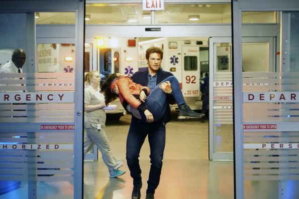 """NUP 187826 0001 595 - Chicago Med (S05E01) """"Never Going Back to Normal"""" Season Premiere Preview + BTS"""