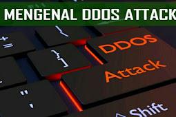 Apa itu DDOS Attack dan Cara Melakukan DDOS Attack Lengkap