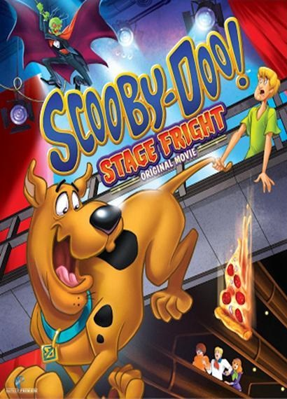Scooby-Doo! Stage Fright [2013] [DVDR] [NTSC] [Latino]