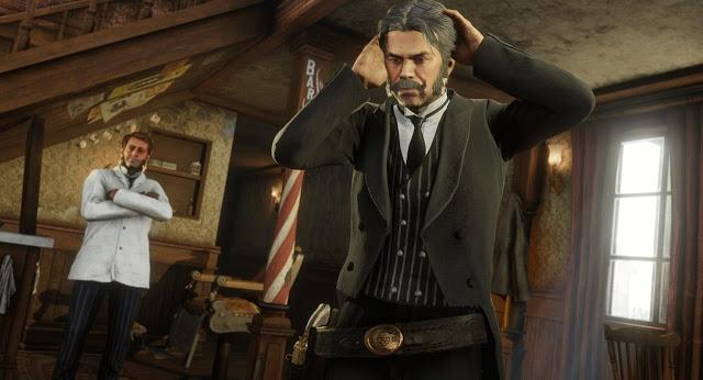 تقدم لعبة Red Dead Online المزيد من المكافآت والهدايا المجانية في بداية العام الجديد