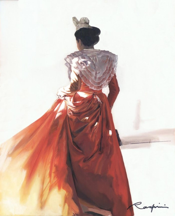 Французский художник. Danielle Raspini