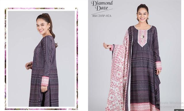 Bonanza Satrangi Diamond daze 3 piece summer collection