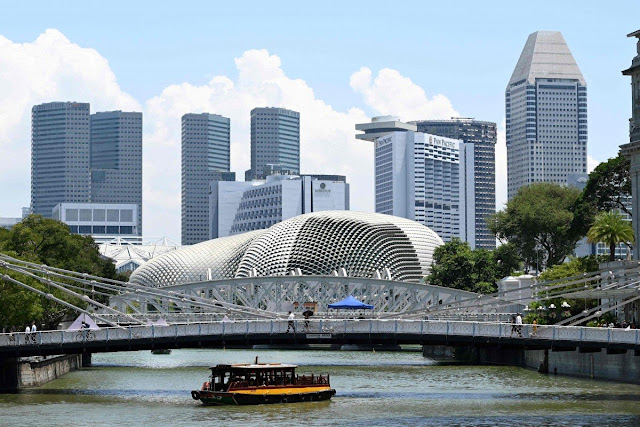 tour singapore city - Làm gì ở Singapore