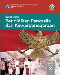 Buku PPKN Guru Kelas 10 k13 2017