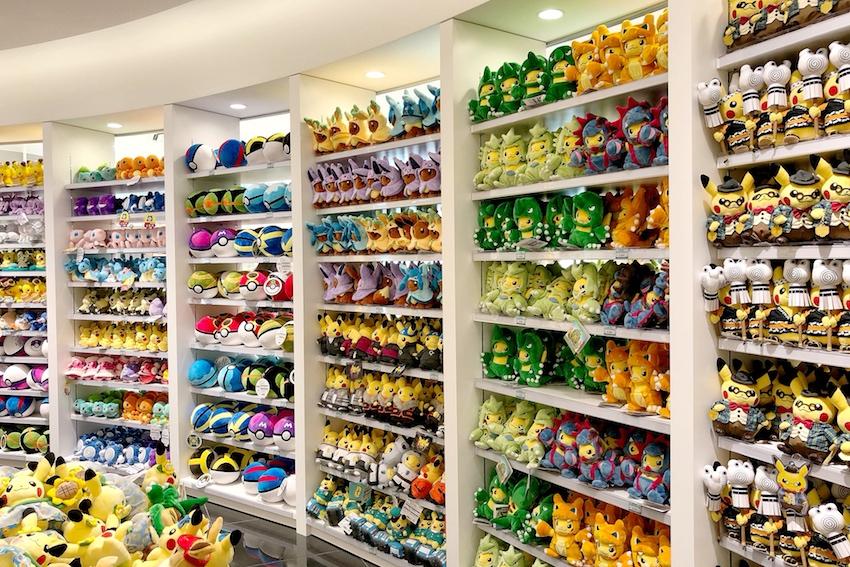 Pokemon Center DX Tokyo Shop
