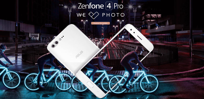 ASUS ZenFone 4 Pro With Snapdragon 835 Now Official