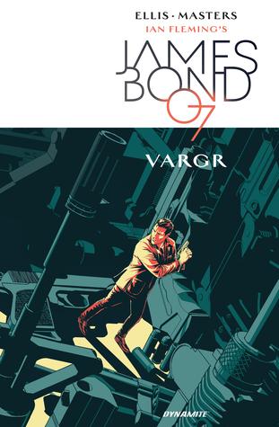 Dynamite Comics' VARGR Series