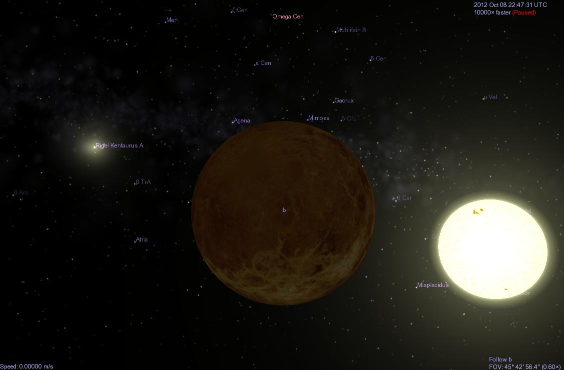 Alpha Centauri Planets (page 2) - Pics about space