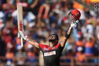 Virat Kohli 100* - GL vs RCB 19th Match IPL 2016 Highlights