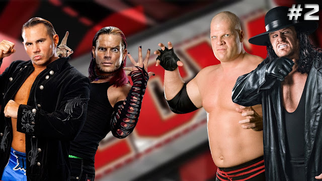 Hardy Brothers Royal Rumble 2016