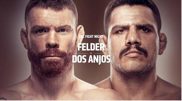 UFC Fight Night: Felder vs. dos Anjos 11/14/20 Full Show Online