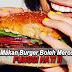 Kerap Makan Burger Boleh Merosakkan Fungsi Hati!