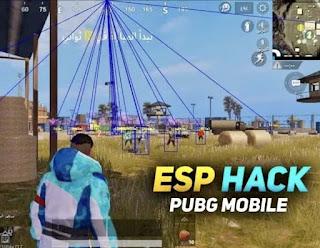 ESP Hacks in PUBG