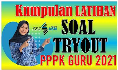 Link Tryout Seleksi PPPK 2021 Berbasis Online