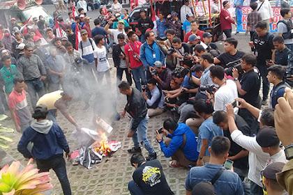 Demo Dukung Revisi UU KPK, Pengunjuk Rasa Tak Tahu Apa Yang Didemo