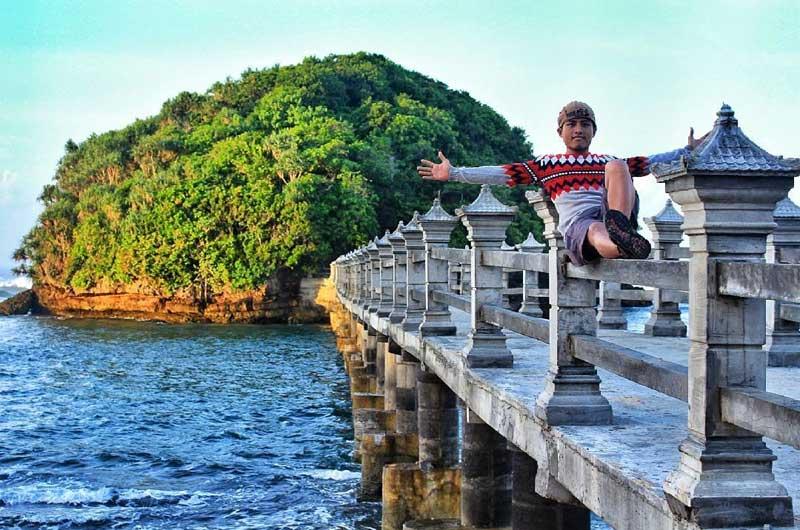 Rute Lokasi Pantai Jembatan Panjang