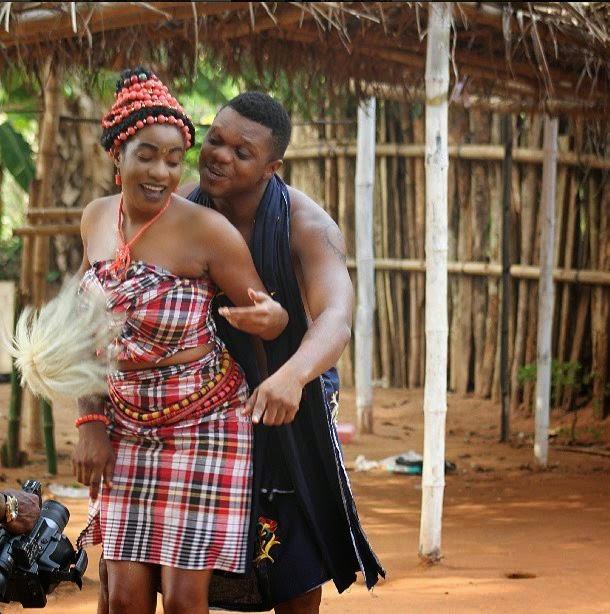 chika ike ken erics married