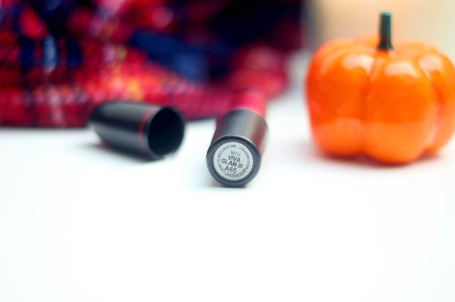 mac viva glam 3 lipstick matte lipstick autumn lips fall
