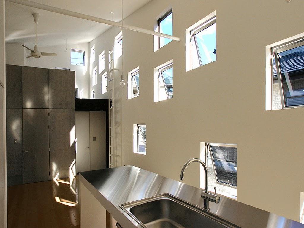 Foto Interior Dapur Rumah Minimalis