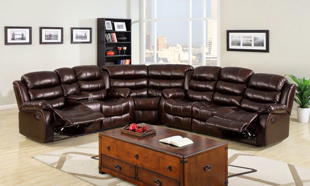 Sectional Sofa Recliner Sale