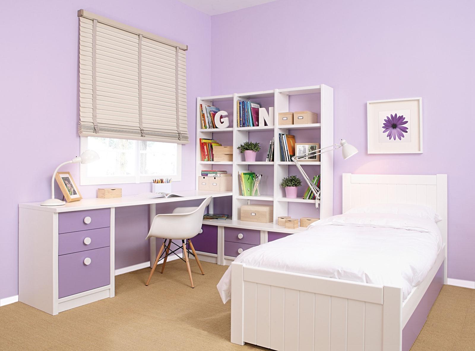 10 dormitorios juveniles modernos ideas para decorar - Habitaciones juveniles de chicas ...