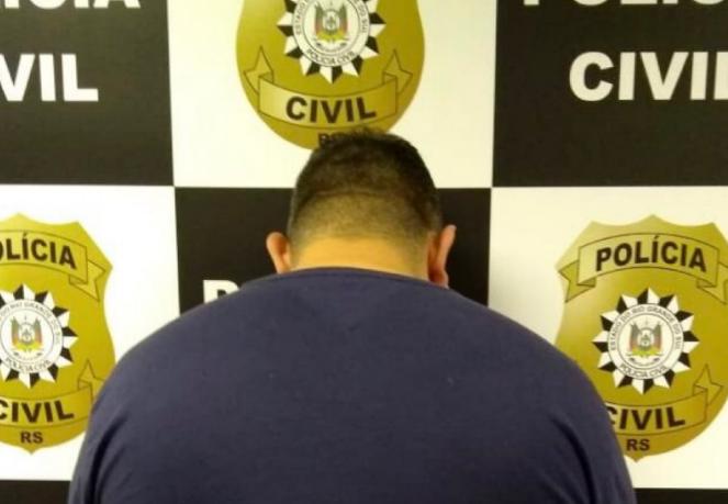 Polícia Civil prende homem e recupera carga roubada em Cachoeirinha