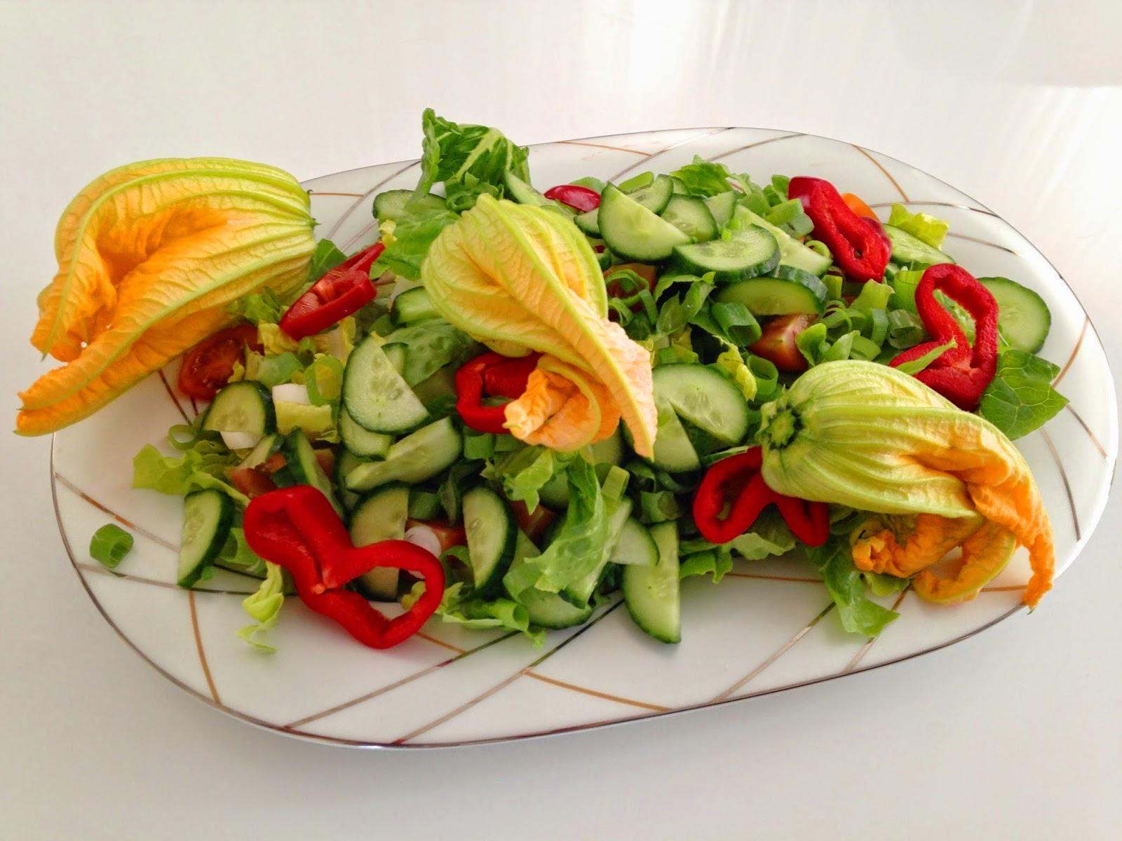 leichter asiatischer salat