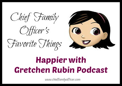 Happier Podcast | CFO's Favorite Things