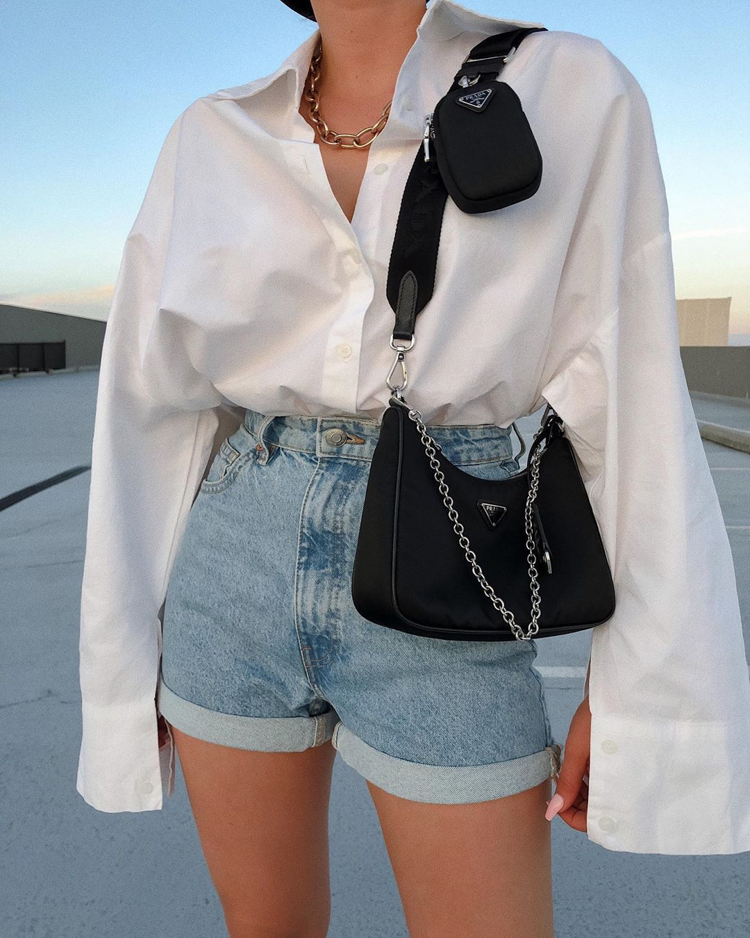 90s Bags Outfit