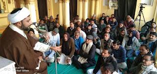 Jaunpur : सभी वर्ग के लोगों की मदद करना सिखाता है इस्लाम : मौलाना मेराज