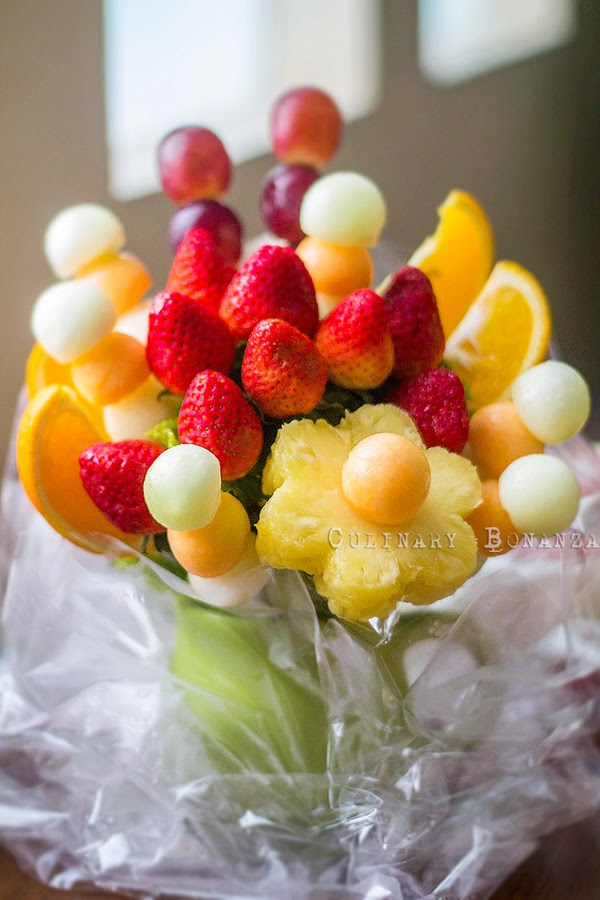Edible Wish - Fruit Bouquets & Dipped Fruits (Culinary Bonanza)