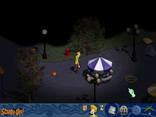 Scooby Doo - The Mystery of The Fun Park Phantom Full Game Download