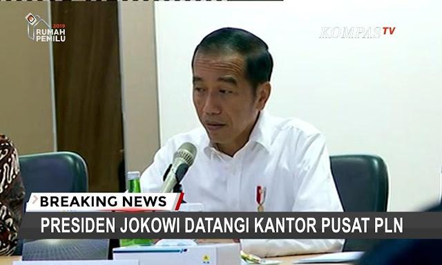 Jokowi Listrik