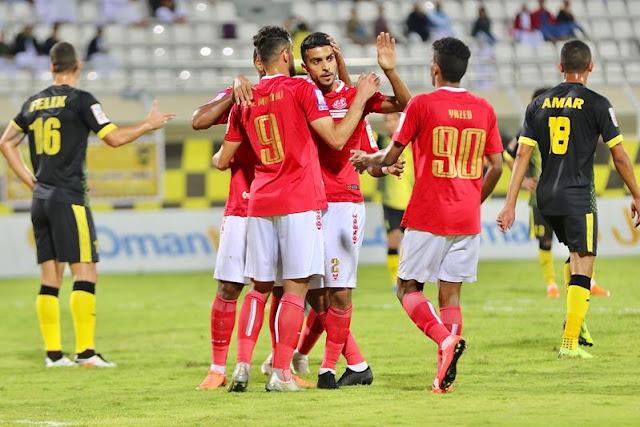 بث مباشر مباراة ظفار والجزيرة اليوم 11-02-2020 في كأس الاتحاد الآسيوي