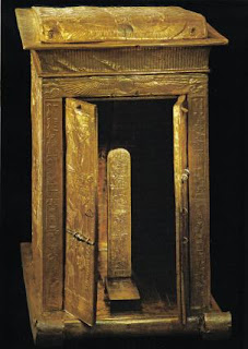 At Home In Sugar Land Tutankhamun The Golden King And