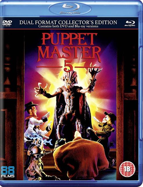 Puppet Master 5: El Capítulo Final [BD25] *Subtitulada